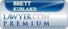 Brett J. Kurland  Lawyer Badge