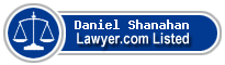 Daniel Shanahan Lawyer Badge