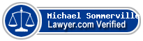 Michael F. Sommerville  Lawyer Badge