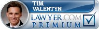 Tim R. Valentyn  Lawyer Badge
