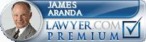 James C. Aranda  Lawyer Badge