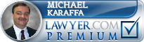Michael A. Karaffa  Lawyer Badge