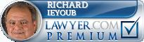 Richard P Ieyoub  Lawyer Badge