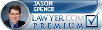 Jason D. Spence  Lawyer Badge