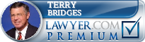 Terry Bridges  Lawyer Badge