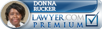 Donna Williams Rucker  Lawyer Badge