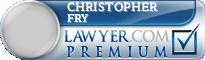 Christopher C. Fry  Lawyer Badge