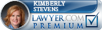 Kimberly A. Stevens  Lawyer Badge