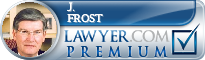 J. Randall Frost  Lawyer Badge