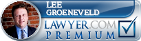 Lee D. Groeneveld  Lawyer Badge