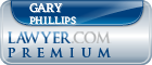 Gary R Phillips  Lawyer Badge