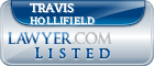 Travis Hollifield Lawyer Badge