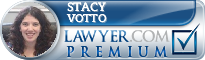 Stacy E. Votto  Lawyer Badge