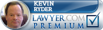 Kevin Ryder  Lawyer Badge