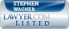 Stephen Wagner Lawyer Badge