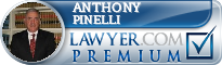 Anthony F. Pinelli  Lawyer Badge