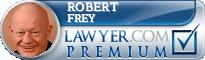 Robert S. Frey  Lawyer Badge