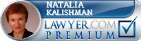Natalia P. Kalishman  Lawyer Badge