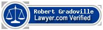 Robert T. Gradoville  Lawyer Badge