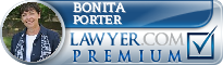 Bonita R Porter  Lawyer Badge