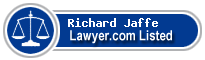 Richard Jaffe Lawyer Badge