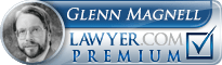 Glenn Warren Magnell  Lawyer Badge