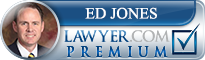 Ed Jones  Lawyer Badge