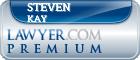 Steven Kay  Lawyer Badge