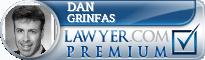 Dan Grinfas  Lawyer Badge
