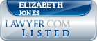 Elizabeth Jones Lawyer Badge