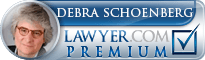 Debra R. Schoenberg  Lawyer Badge