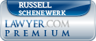 Russell Schenewerk  Lawyer Badge