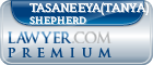 Tasaneeya(Tanya) Shepherd  Lawyer Badge