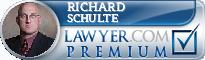 Richard William Schulte  Lawyer Badge