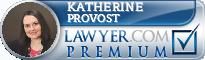 Katherine L. Provost  Lawyer Badge