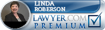 Linda Roberson  Lawyer Badge