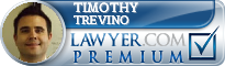 Timothy Sky Trevino  Lawyer Badge