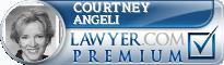 Courtney W. Angeli  Lawyer Badge