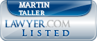 Martin Taller Lawyer Badge