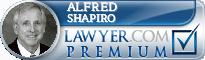 Alfred B. Shapiro  Lawyer Badge