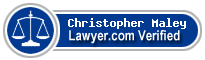 Christopher J. Maley  Lawyer Badge