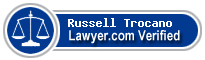 Russell P Trocano  Lawyer Badge