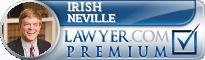 Irish Ryan Neville  Lawyer Badge