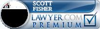 Scott P. Fisher  Lawyer Badge