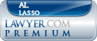 Al Lasso  Lawyer Badge