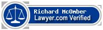 Richard D. McOmber  Lawyer Badge