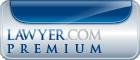 Walter A. Piel Jr.  Lawyer Badge