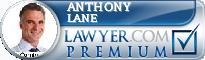 Anthony Thomas Lane  Lawyer Badge