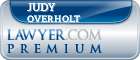Judy M. Overholt  Lawyer Badge