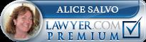 Alice A. Salvo  Lawyer Badge